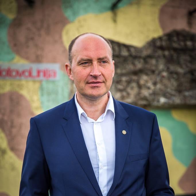 Kalvarijos VVG pirmininkas, administravimo vadovas