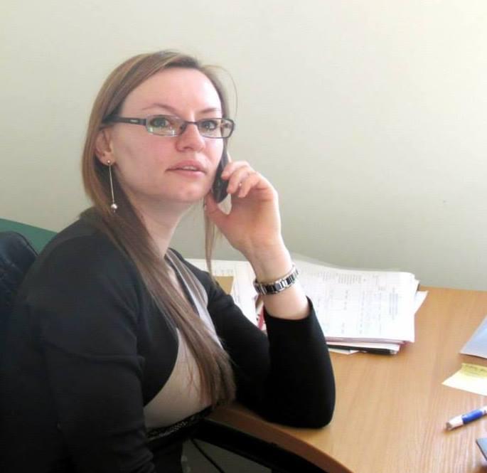 Projekto administratorė